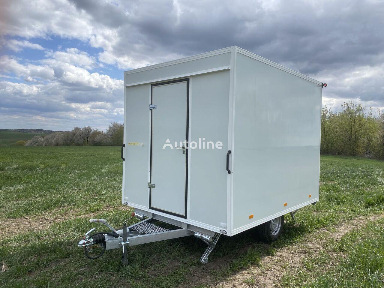 new AUTOBAN 4 m long vending trailer