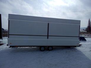 new AUTOBAN 6 m long  vending trailer