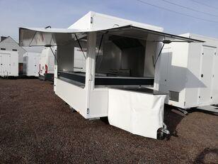 new BANNERT ***NA ZAMÓWIENIE*** IMBISS, Food Truck vending trailer