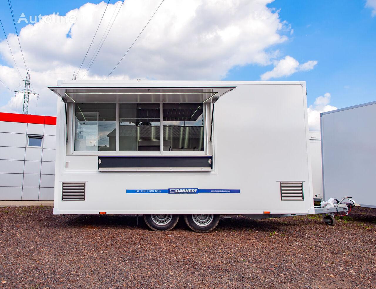 new BANNERT Przyczepa gastronomiczna 4,5 M vending trailer