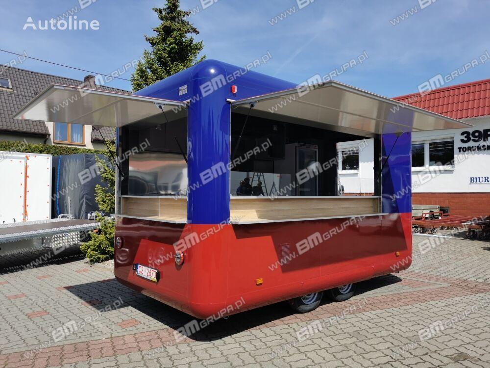 new BODEX Przyczepa handlowa , Verkaufsanhänger,  vending trailer