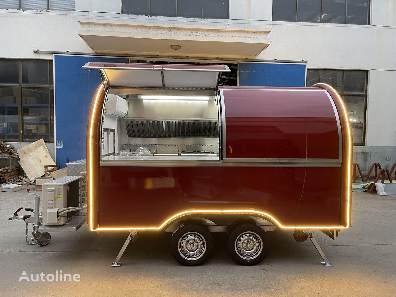 ERZODA Catering Trailer | Food Truck | Concession trailer | Food Traile vending trailer