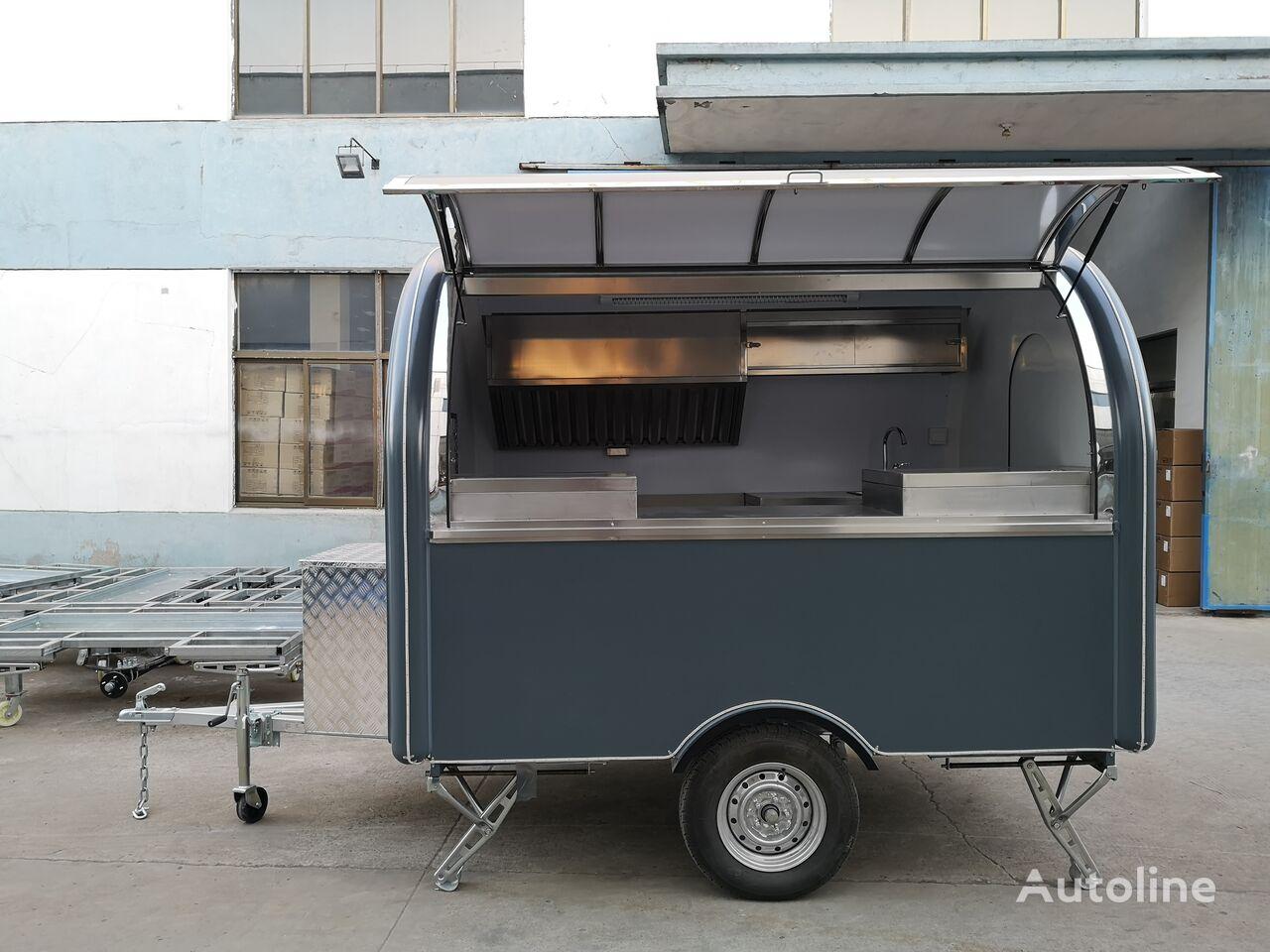 ERZODA ETB/Catering trailer/food trailer/catering van vending trailer
