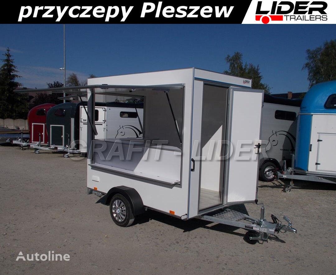 new LIDER TP-069, TFS 252.01  vending trailer