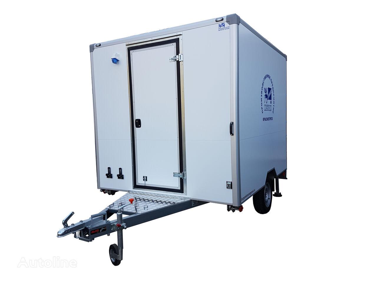 new ISTOK 3791A2 vending trailer