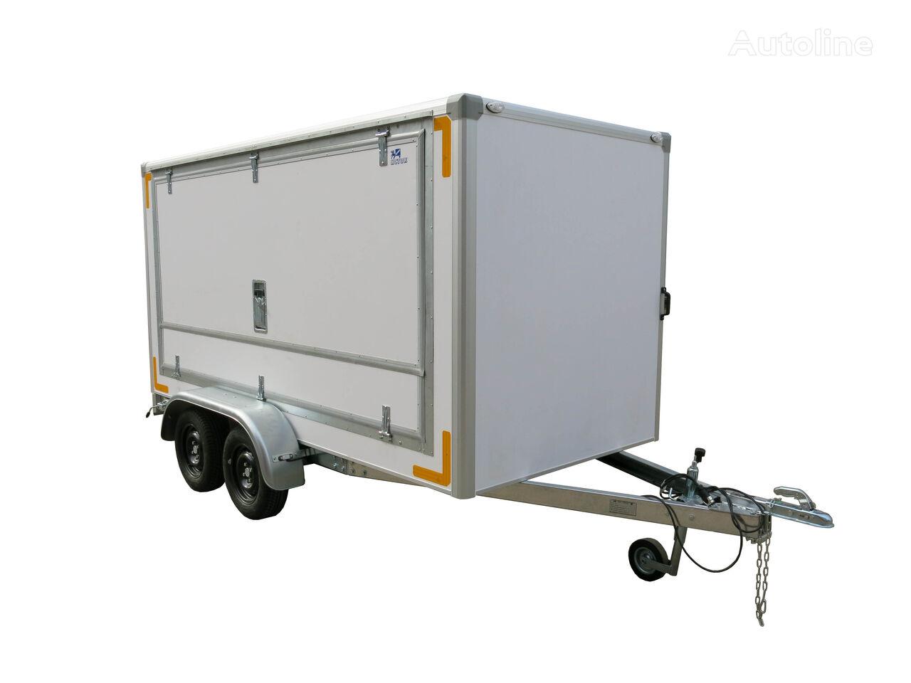 new ISTOK 3792M4 vending trailer