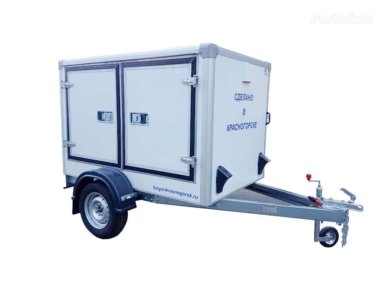 ISTOK 3792M4 vending trailer