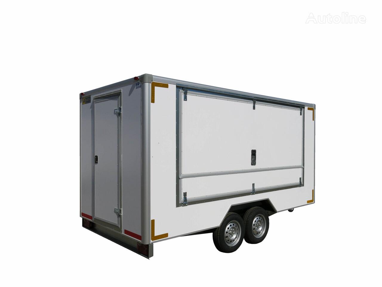 new ISTOK 3793A2 vending trailer
