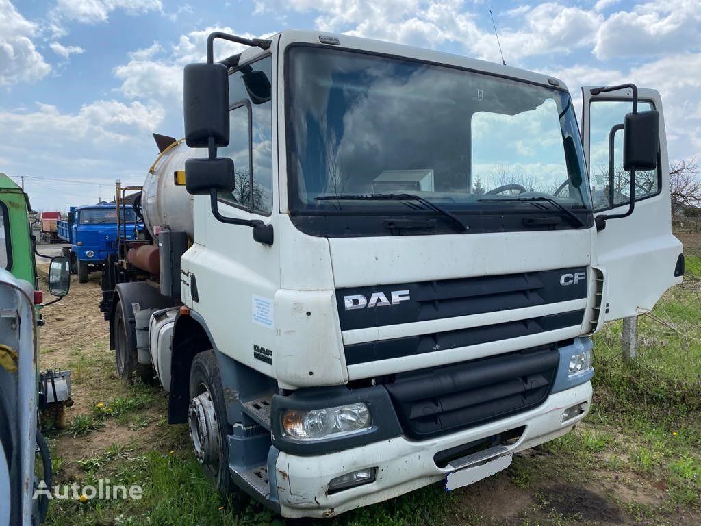 DAF DAF 65.220 EU3 BITUMEN EMULZIÓ SZÓRÓ 4500L MAUGUIN bitumen truck
