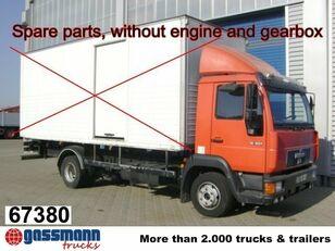 MAN L73 / 12.224   box truck