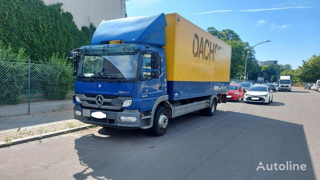 MERCEDES-BENZ Atego 1218 Koffer+HF box truck