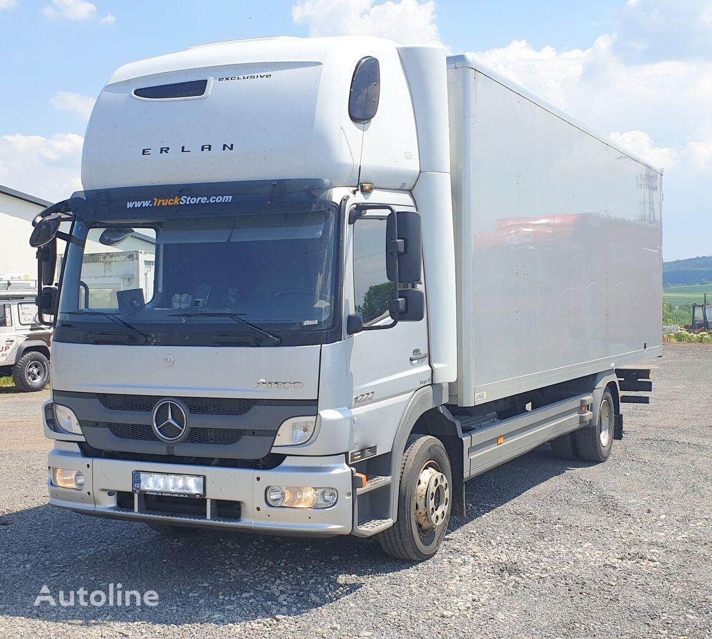 MERCEDES-BENZ Atego 1222 L EEV box truck