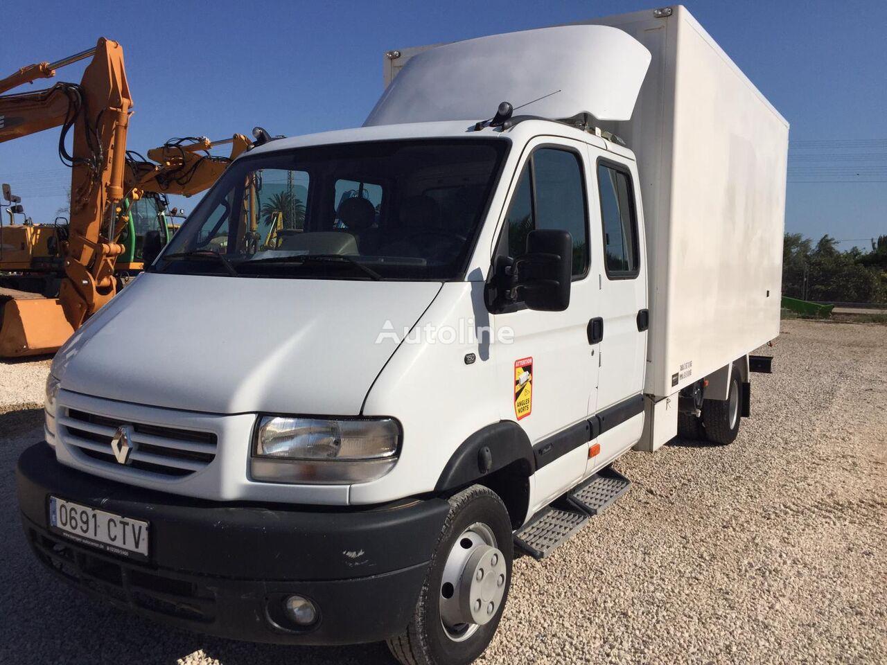 RENAULT 150.65 box truck