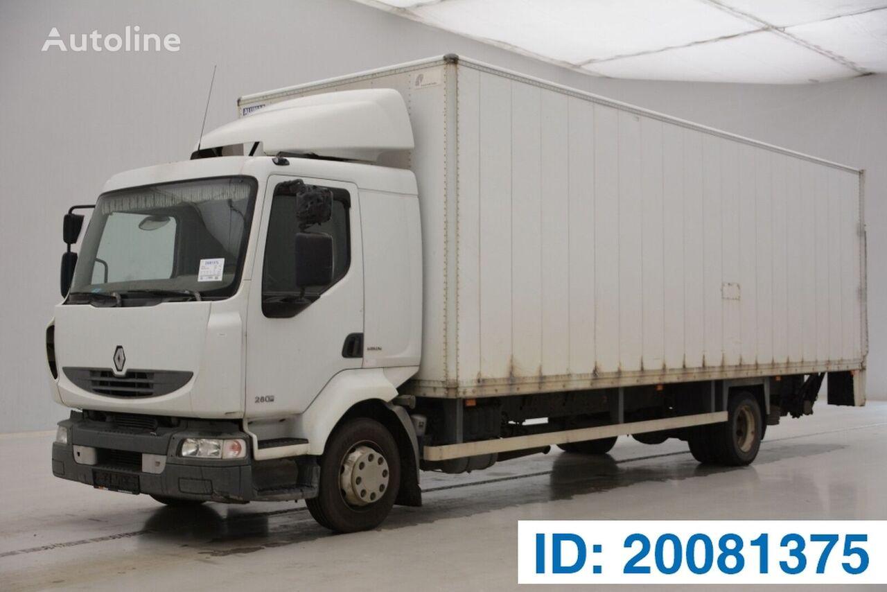 RENAULT MIDLUM 280 Dxi box truck