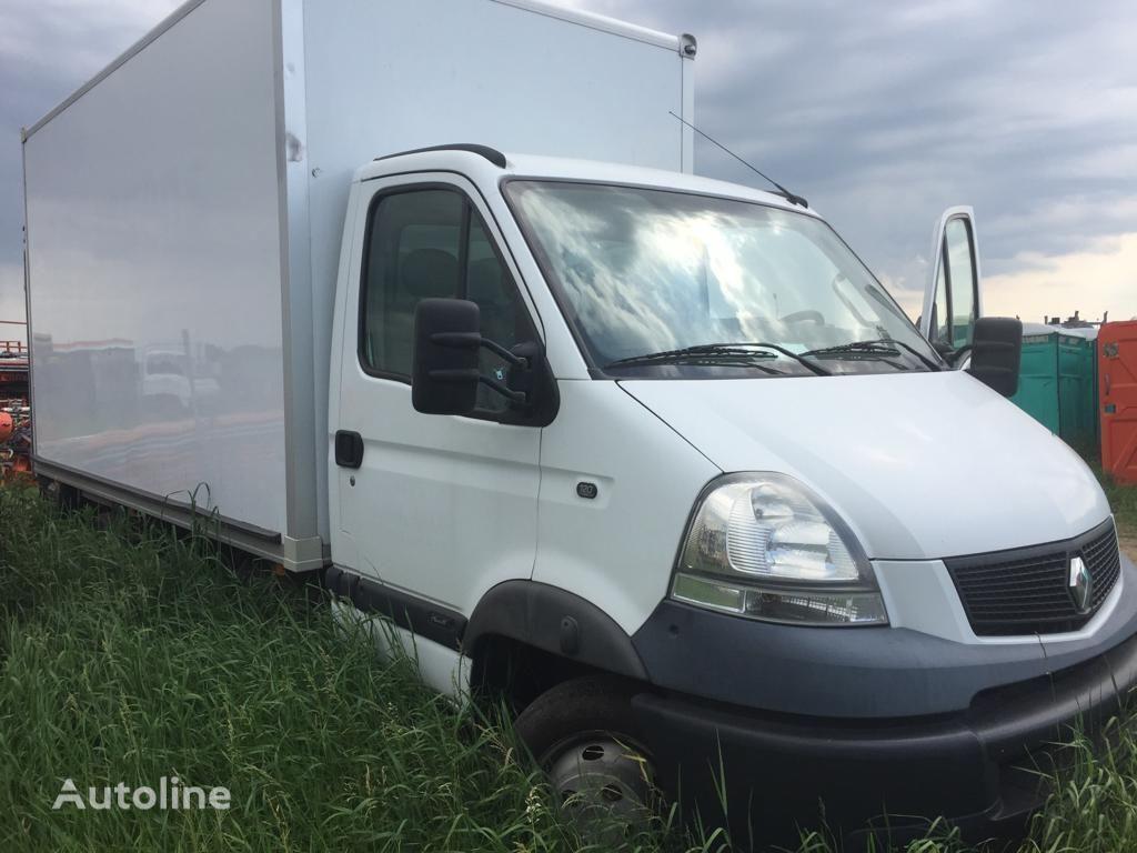 RENAULT Mascott box truck