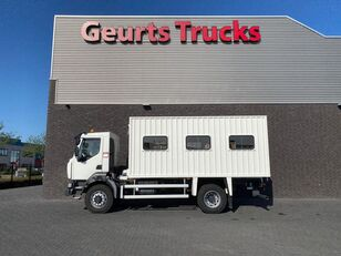 RENAULT Midlum 250 4X4 PASSENGER CARRIER/TRUCK PASSENGERS box truck