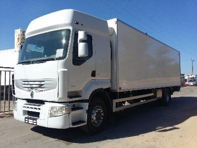RENAULT PREMIUM 380 DXI box truck