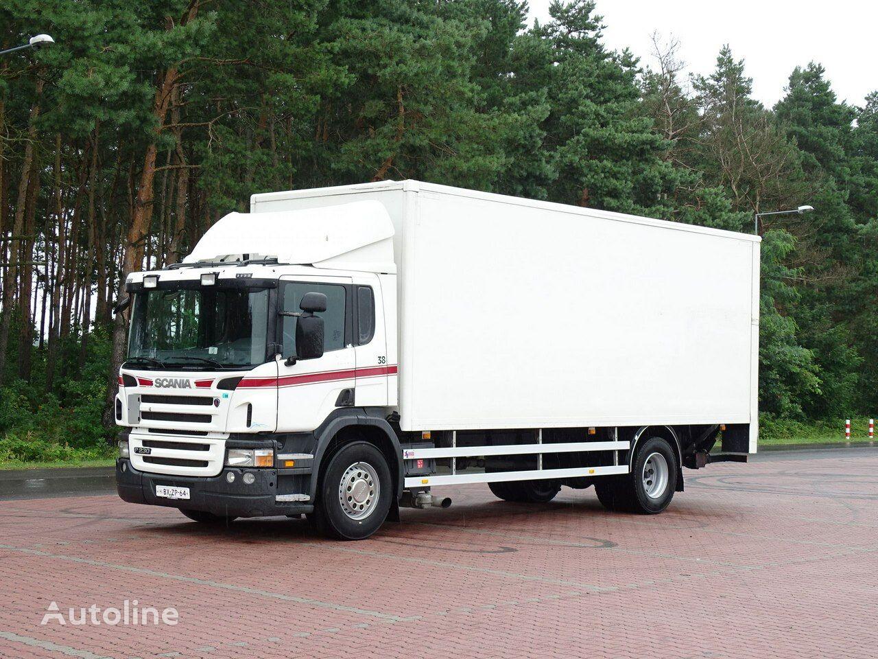SCANIA P 230  box truck