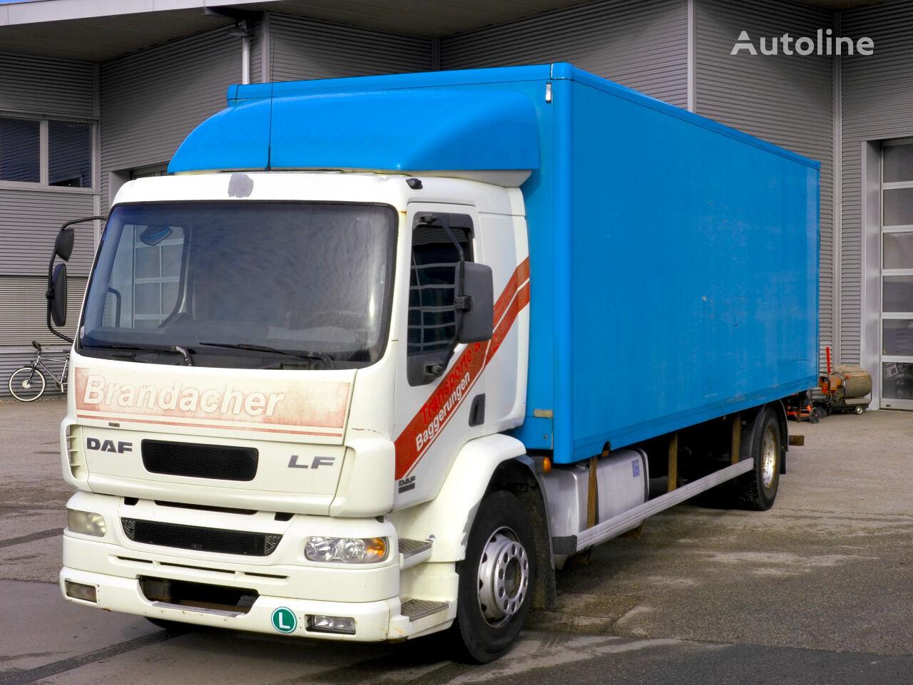DAF FA LF55.250 - Sleepercab box truck
