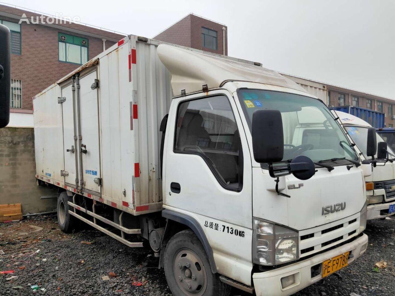 ISUZU ELF 7.5 box truck