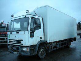 IVECO 120 E23 P box truck