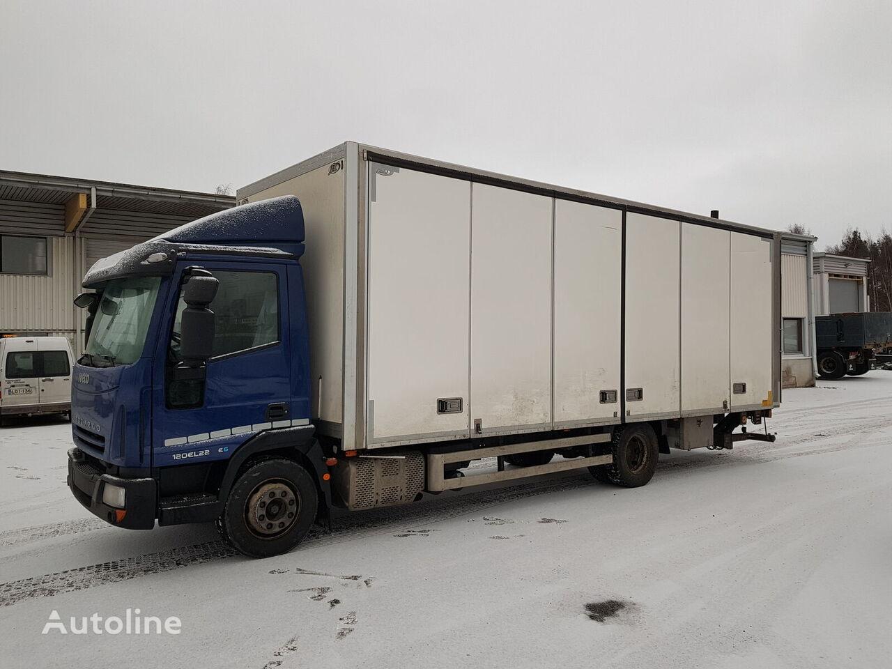 IVECO 120 EL box truck