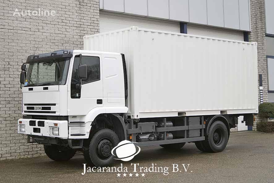 IVECO EUROTRAKKER box truck