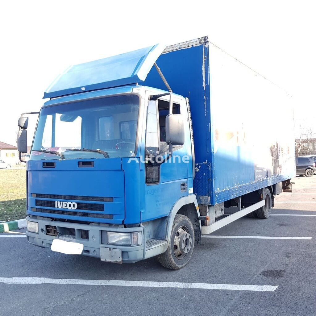 IVECO EuroCargo box truck for parts