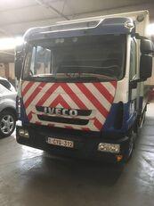 IVECO EuroCargo 90 e 18 box truck