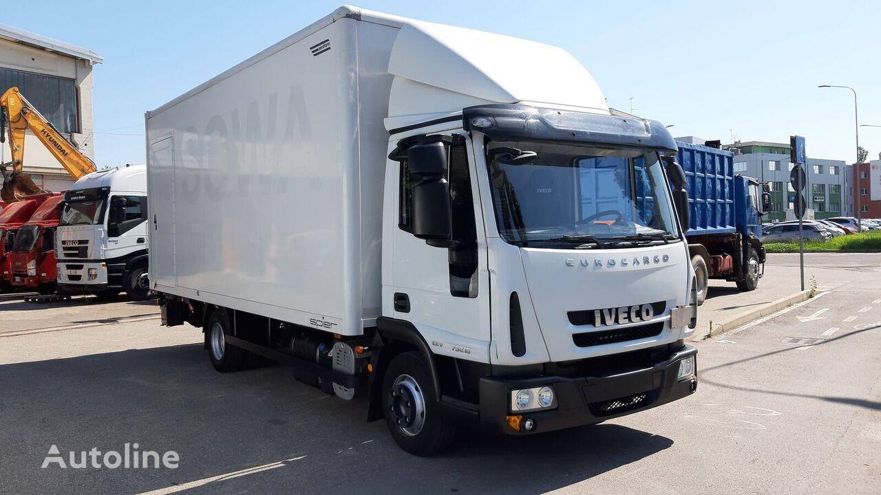 IVECO Eurocargo 75E18  euro 5 EEV box truck