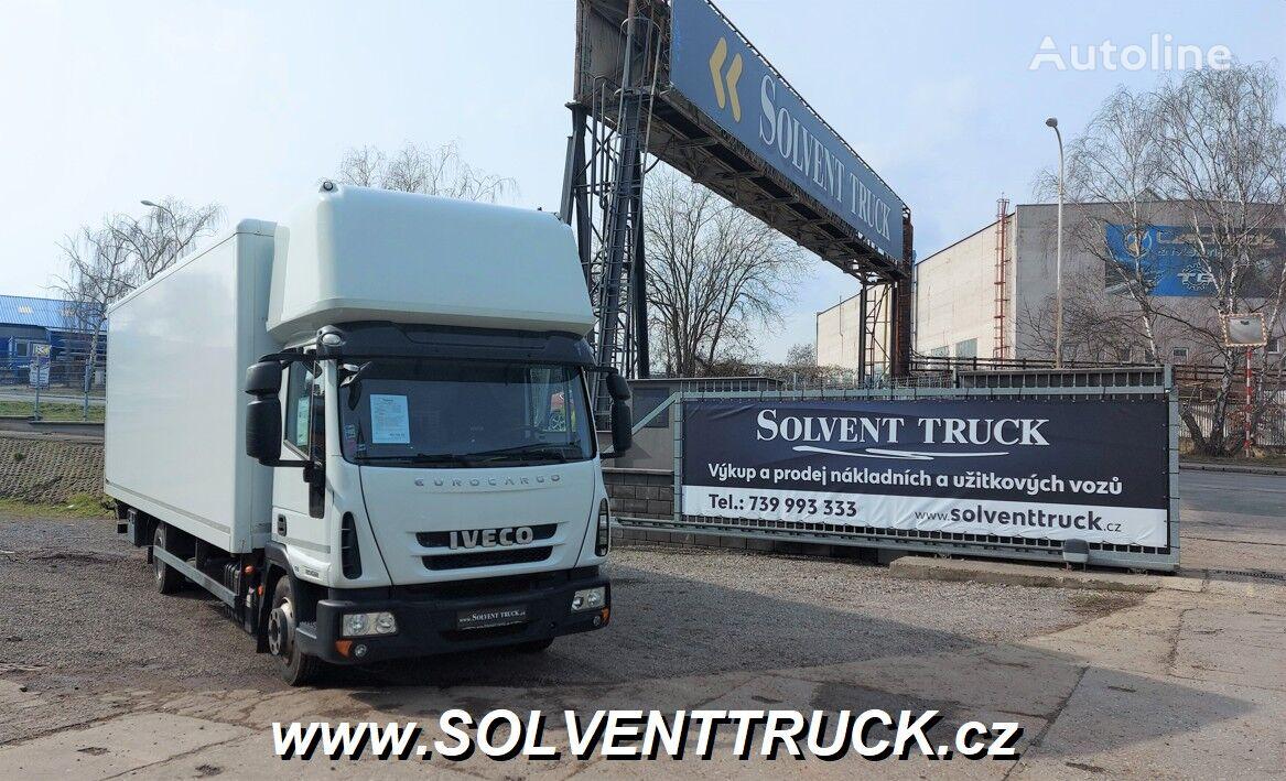 IVECO Eurocargo 80E22 box truck