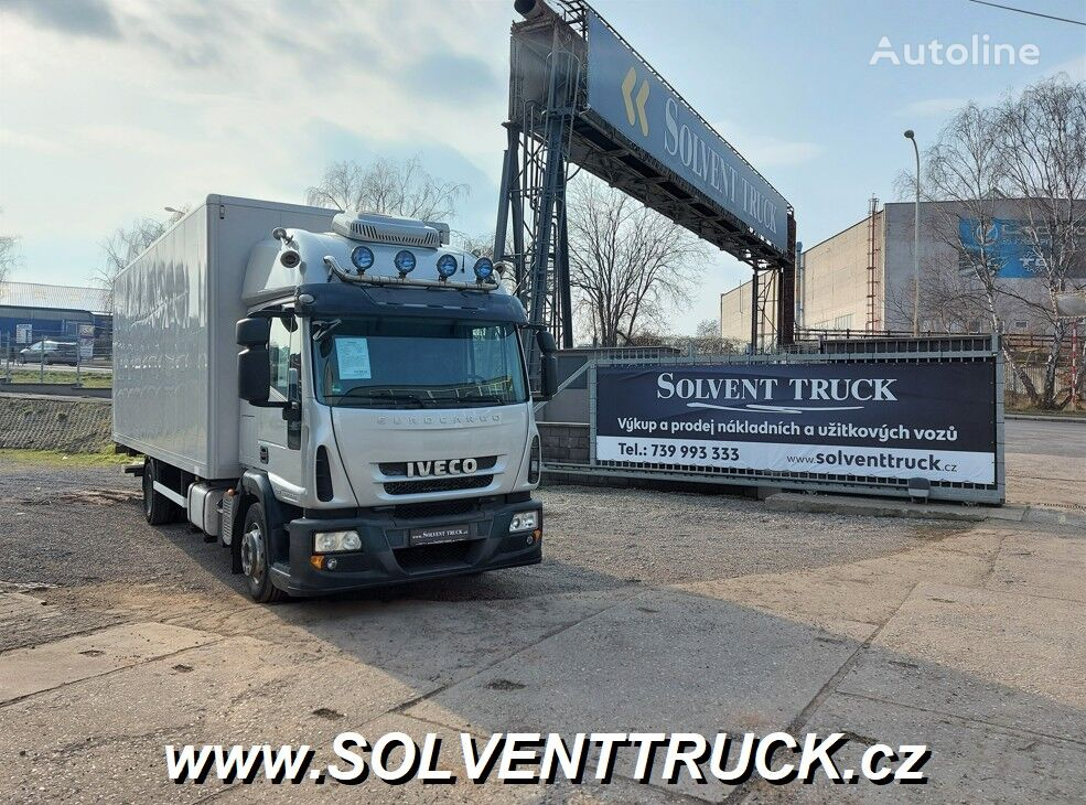 IVECO Eurocargo ML120E28  box truck