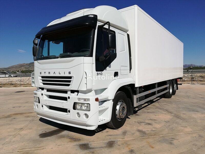 IVECO STRALIS 260E31 box truck