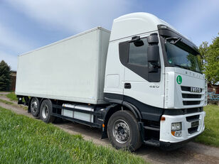 IVECO Stralis 420 EEV box truck