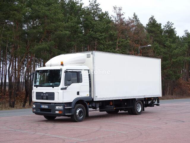 MAN TGM 15.240  box truck