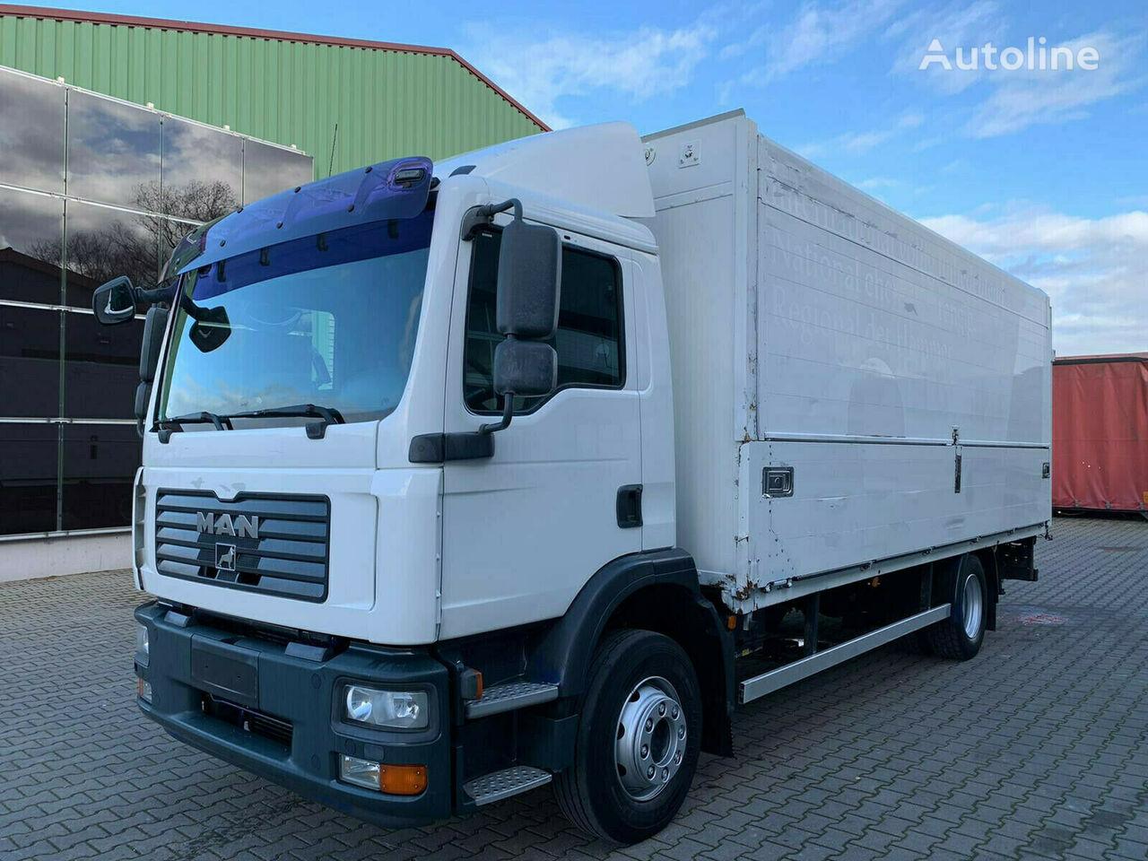 MAN TGM 15.280 4x2 Euro 4 Automatik Getränkekoffer LBW (26) box truck