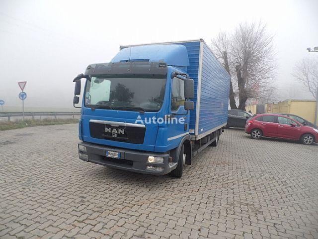 MAN TGX 12-250 box truck