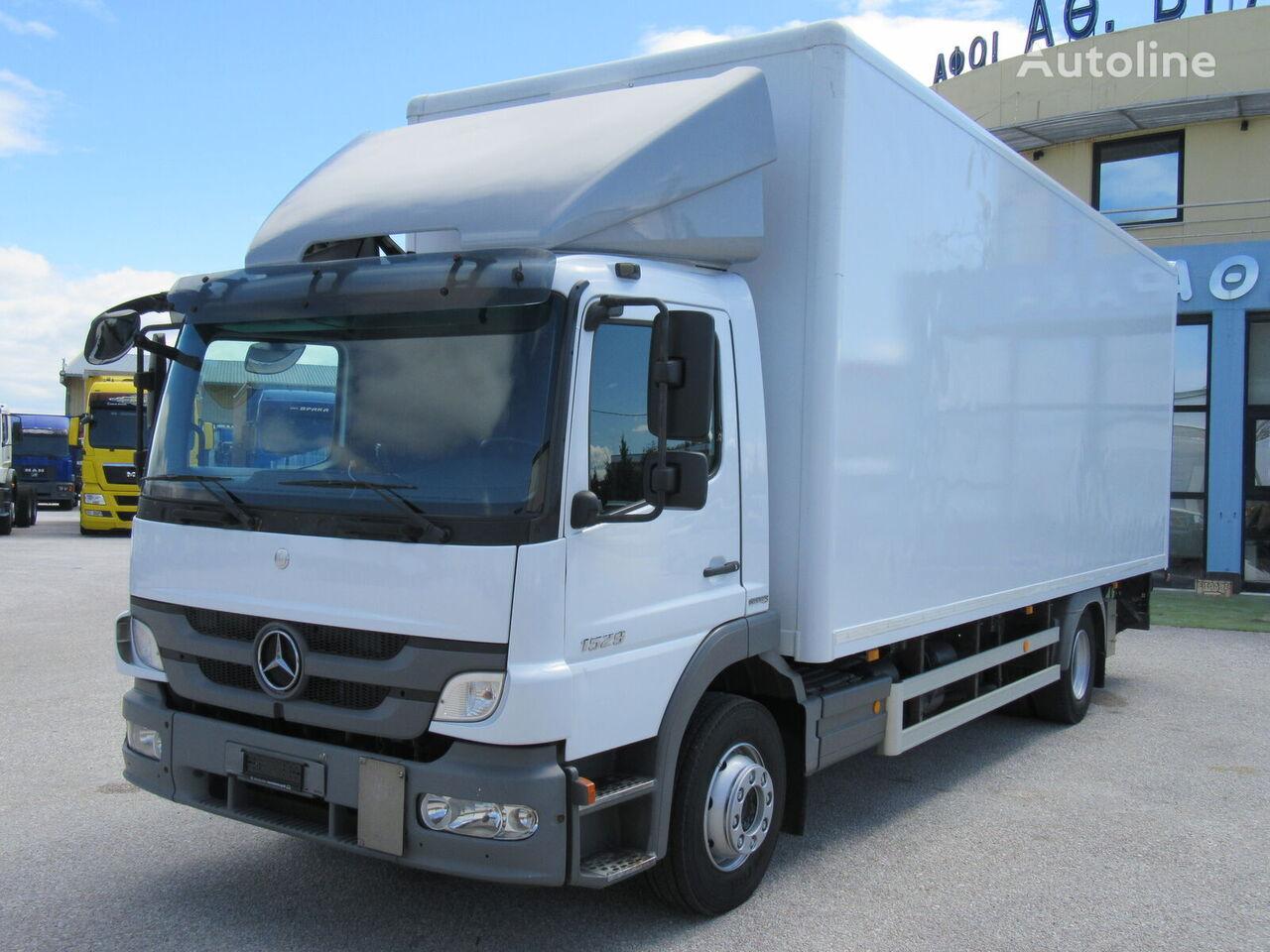 MERCEDES-BENZ 1529 ATEGO /EURO 5 box truck