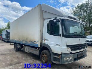 MERCEDES-BENZ Atego 1218 box truck