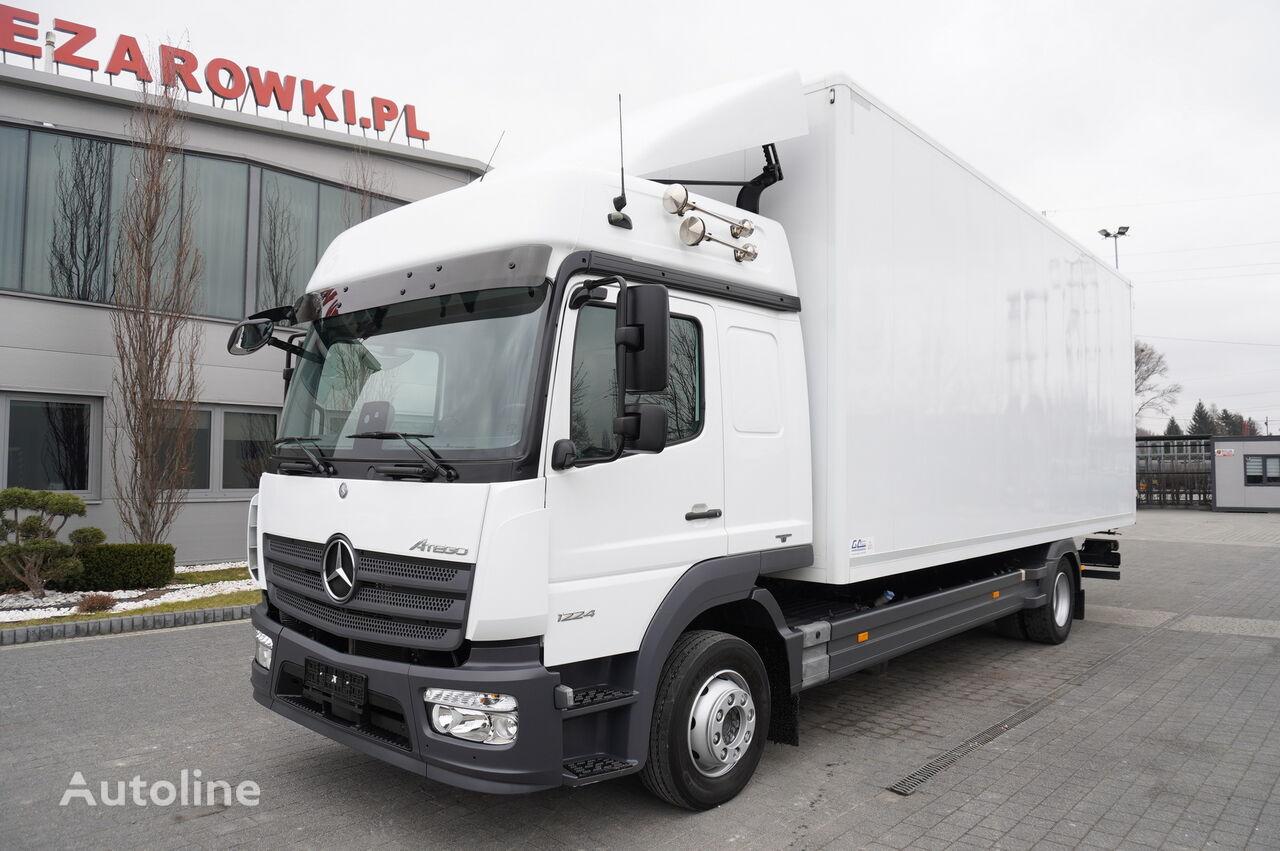 MERCEDES-BENZ Atego 1224, E6, Box 7.10m   box truck