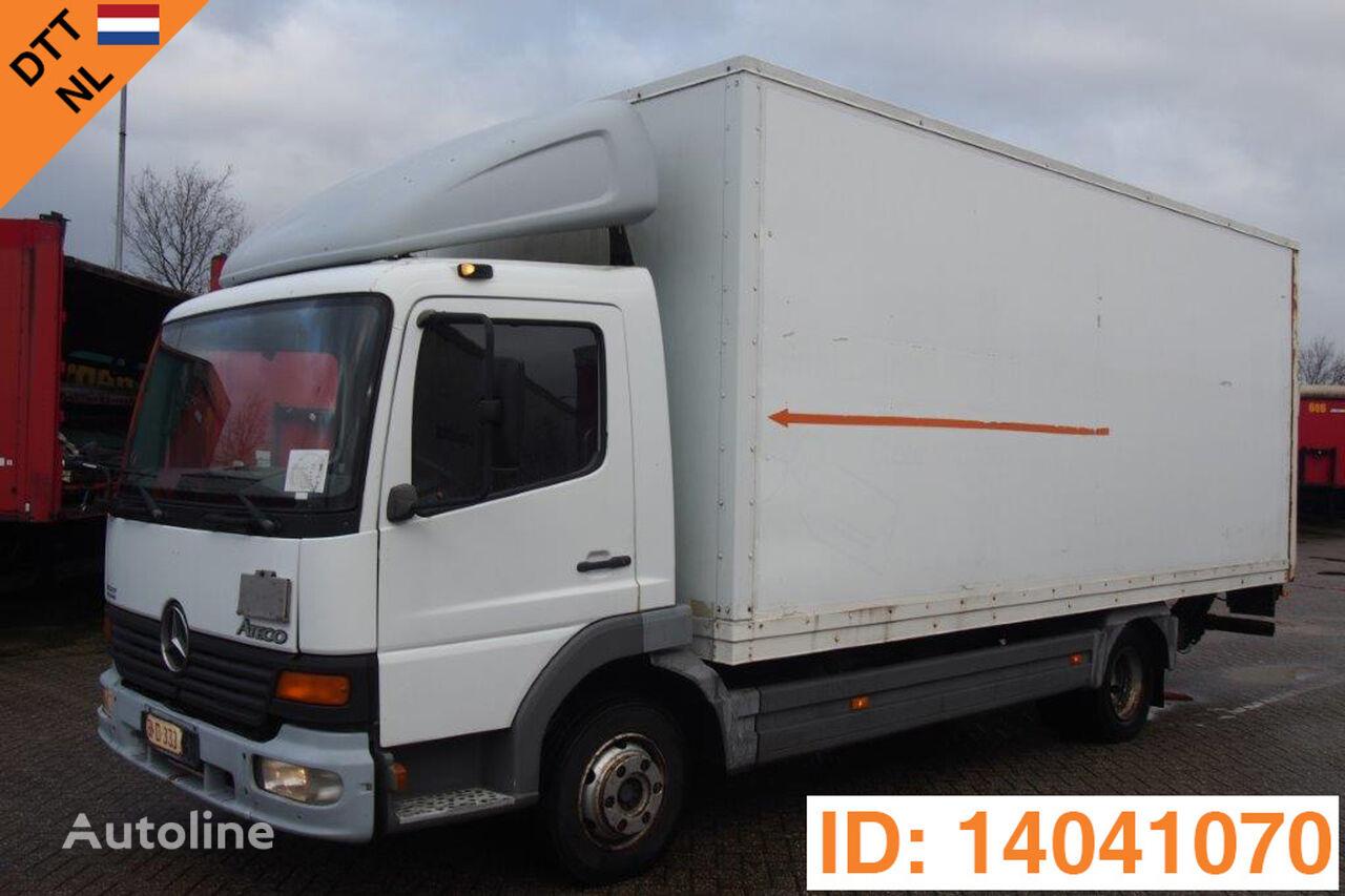 MERCEDES-BENZ Atego 815 box truck
