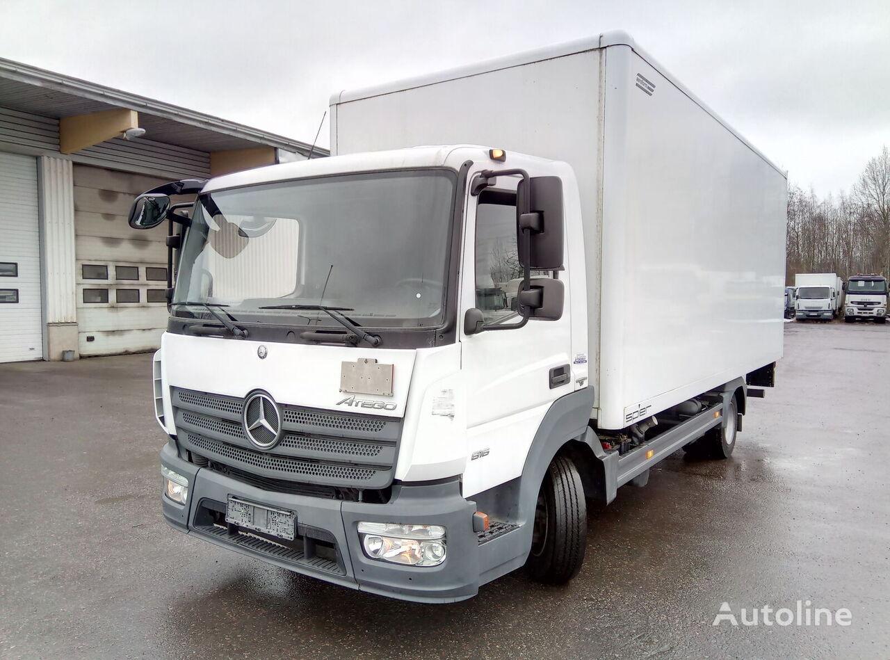 MERCEDES-BENZ Atego 816 box truck