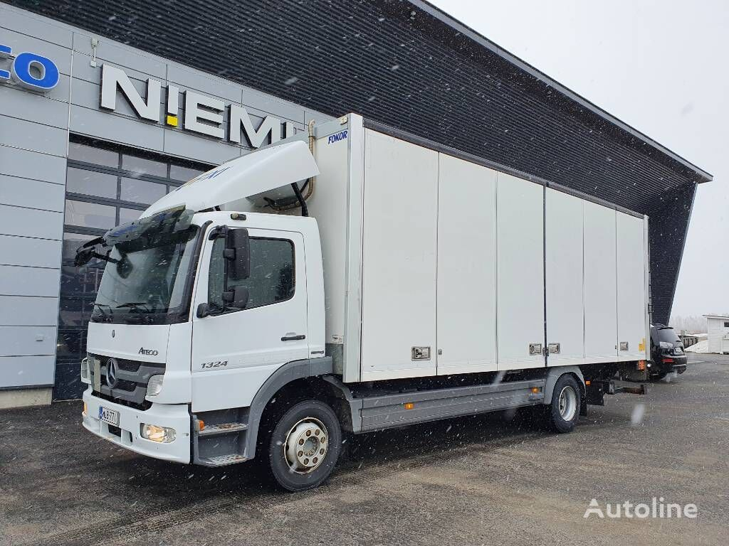 MERCEDES-BENZ Atego1424 box truck