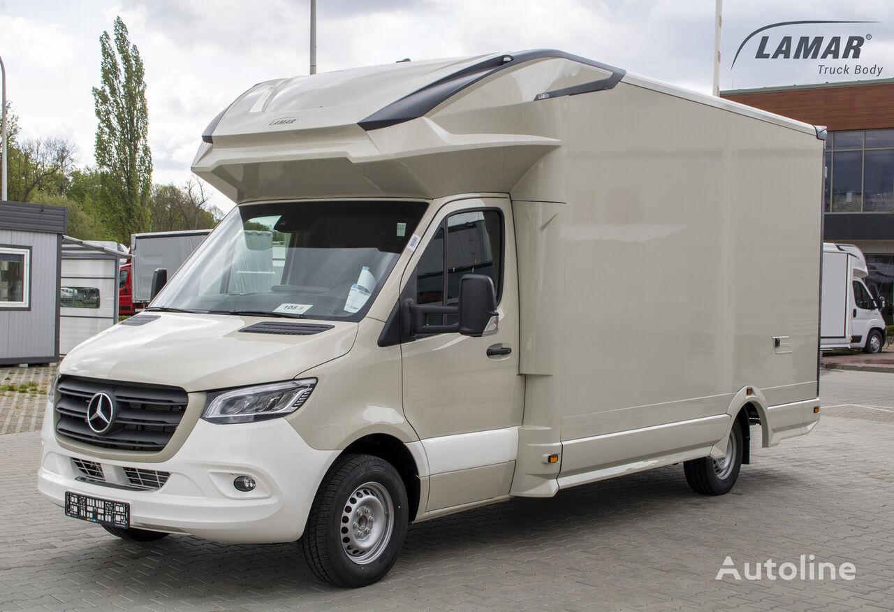 new MERCEDES-BENZ Sprinter box truck
