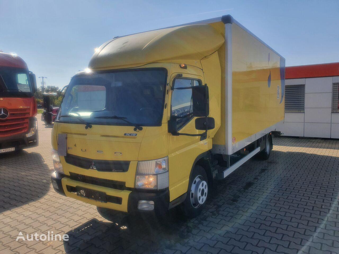 Mitsubishi Fuso Canter  box truck