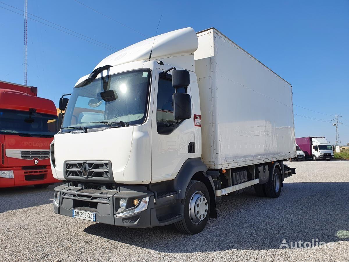 RENAULT D12.210 D210 Dxi box truck