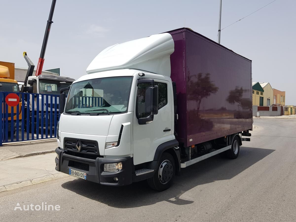 RENAULT D180 box truck