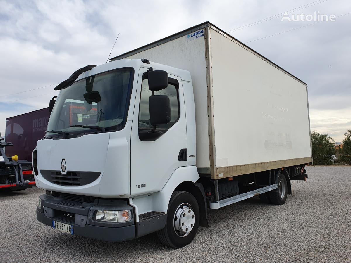 RENAULT Midlum 180.10 Dxi box truck