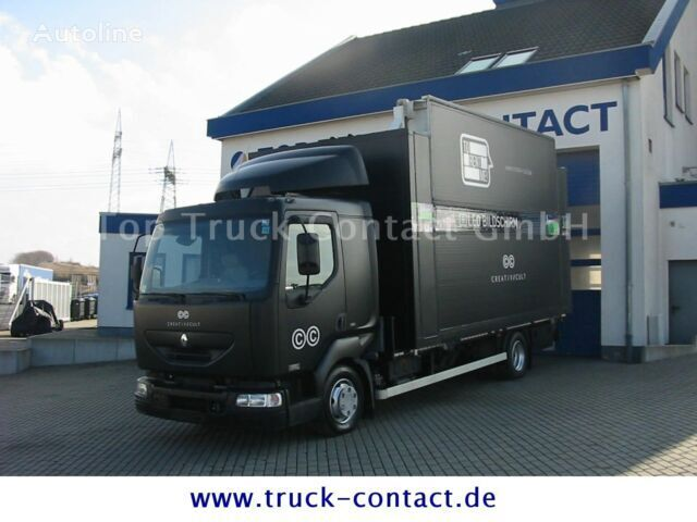 RENAULT Midlum 220 LED - Public Viewing - Werbung box truck