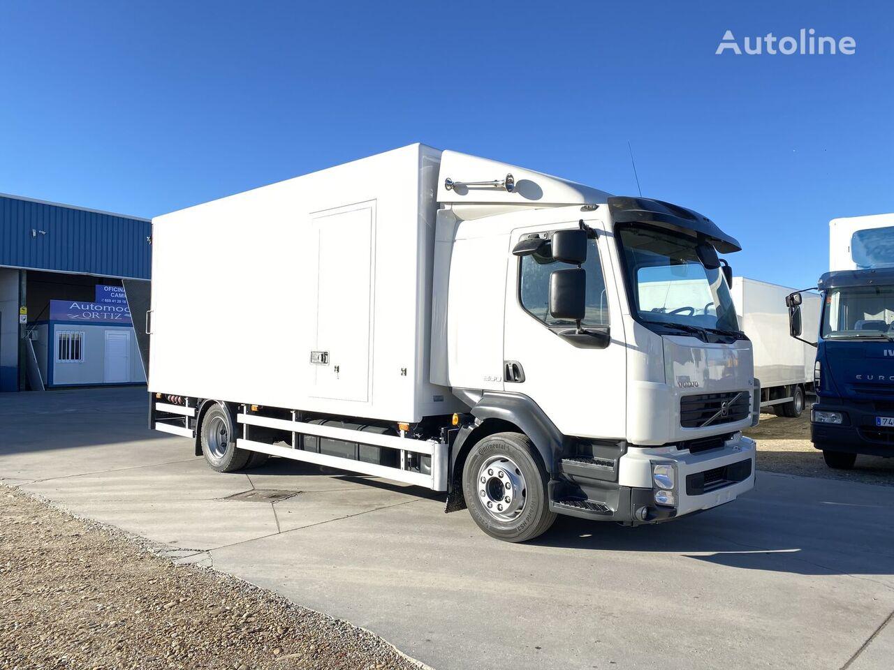 VOLVO FL 260. 12 TON. 13 PALETS. box truck